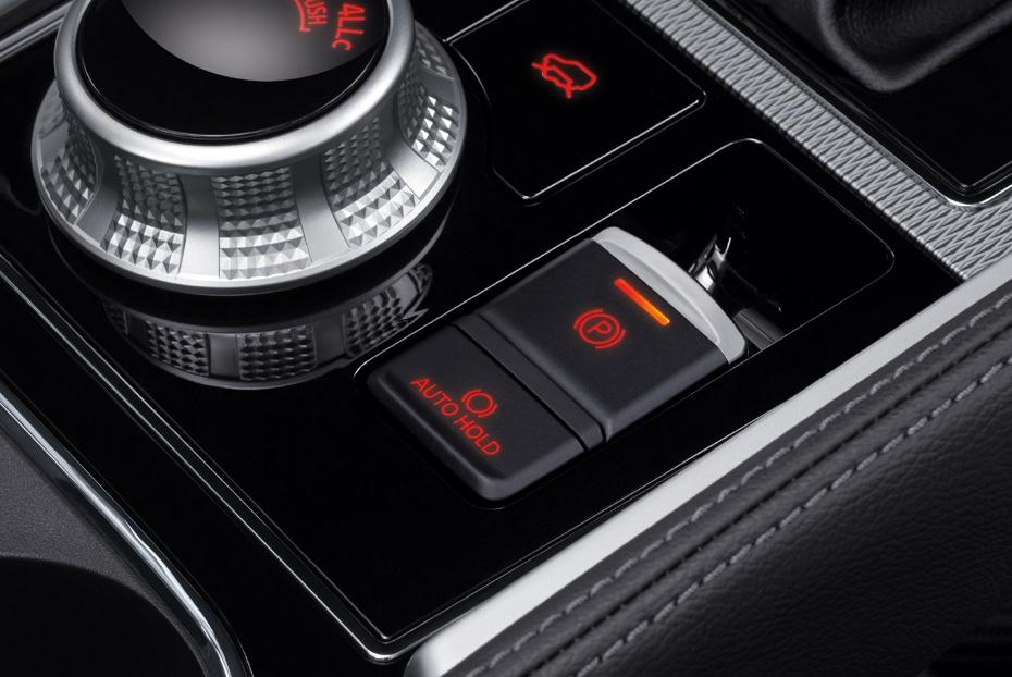 Electric Parking Brake + New Brake Auto-hold