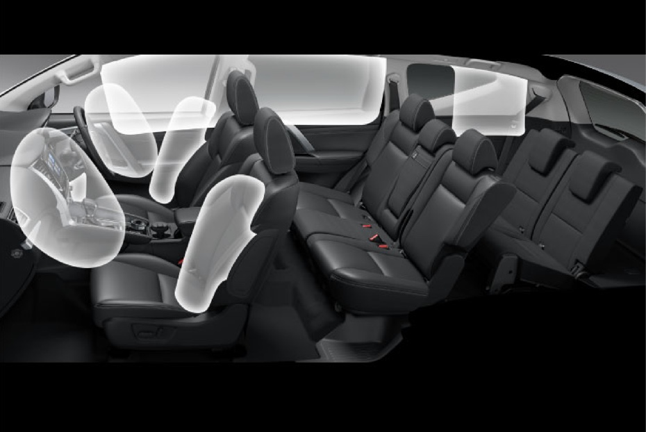7 SRS Airbags & Other Advanced Safety Features